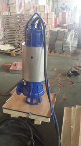 Vertical Submersible Sewage Centrifugal Pump pictures & photos