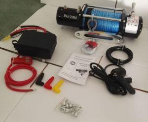 Electric Winch 12500lb Heavy Duty 4X4 Recovery Winch
