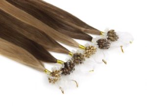 European Remy Easy Loop Human Hair Extension pictures & photos