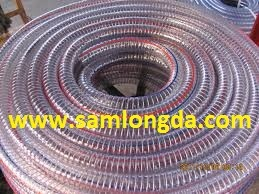 PVC Hose with Steel Wire (PVC1612) pictures & photos