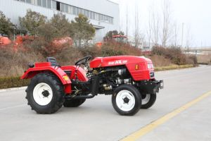 Medium 2 Wheel Farm 40HP Tractor for Sale From China pictures & photos
