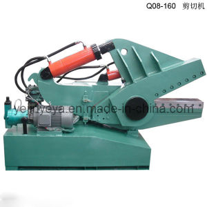 Q08-160b Copper Scrap Hydraulic Alligator Shear with Integration Design pictures & photos