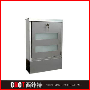 Stainless Steel Mailbox for Indoor or Outdoor Use pictures & photos