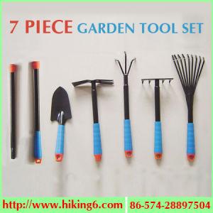 Garden Tool Set 7PCS, Gardening Tools pictures & photos