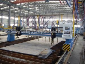 CNC/Plasma Straight Cutting Machine pictures & photos