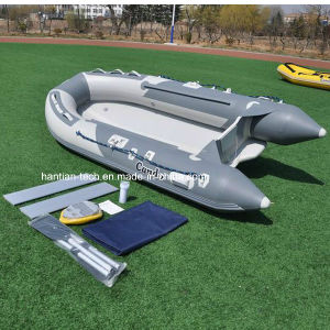 Inflatable Motor Boat for Sale pictures & photos