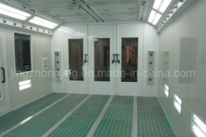 Water-Based Paint Spray Booth (Model: JZJ-9500) pictures & photos