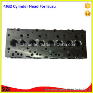 Auto Engine Parts 4jg2 Cylinder Head for Isuzu Rodeo Trooper 2.5D