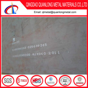 Nm400 High Strength Abrasion Resistant Steel Plate pictures & photos