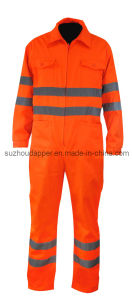 High Visibility Coverall (EUR027)