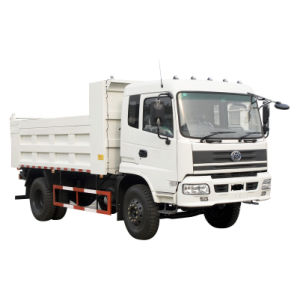 Sitom 4X2 Medium Dump Truck with Cummins Engine