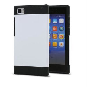 Popular TPU+PC Combo Hard Case for Xiaomi 3 pictures & photos