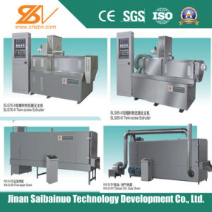 Large Capacity High Quality Fully Automatic Dod Food Machine/Extruder/Processing Line/Production pictures & photos