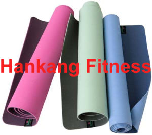 professional dumbbell, hammer strength weight plate, Olympic Bar, Yoga Mats (HM-002) pictures & photos