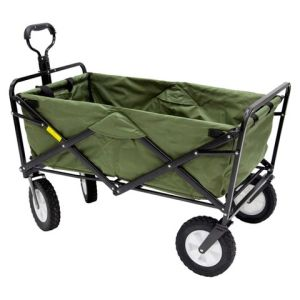 Red Utility Sports Folding Wagon / Storage Cart pictures & photos