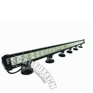 Super Bright 300W Single Row Curve CREE LED Lighting Bar pictures & photos