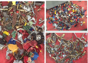 Compound Eddy Current Non-Ferrous Metal Separator for Metal Sorting pictures & photos