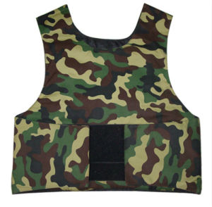 Wholesale Military Security Camouflage Tactical Stab-Proof Vest (SDLA-1C) pictures & photos