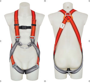 Falling Protection Full Body Safety Harness QS102 pictures & photos