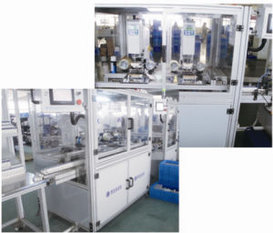 MCB Auto Pad Printing Machine pictures & photos