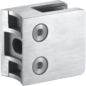 Factory Price Stainless Steel Square Glass Clamp pictures & photos