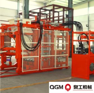 China No. 1 Brick Making Machine Supplier Qgm Automatic Concrete Brick Making Machine pictures & photos