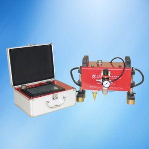 CNC Handheld Pneumatic DOT Pin Engraving Machine pictures & photos