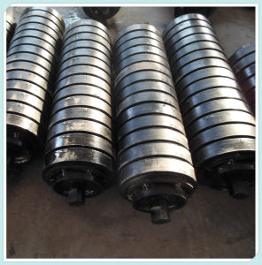 Tfp Rubber Roller of High Impact Resistant Roller Idler pictures & photos
