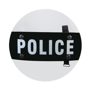 Fbf-Ts-Kl02 Round Riot PC Shield for Personal Protection pictures & photos