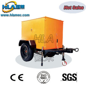 Mobile Trailer Type Vacuum Transformer Oil Purification System pictures & photos