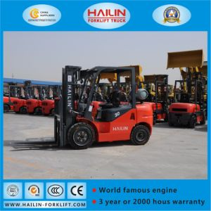 LPG Forklift Truck (Nissan engine, 3.0Ton) pictures & photos