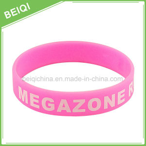 Fashion Custom Printed Silicone Wristband pictures & photos