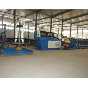 Factory Direct Sale 110-180m/Min Leading Speed Steel Wire Straightening Machine pictures & photos