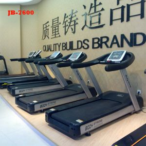 Body Building Commercial Treadmill Jb-7600/Runningmachine/Gym Equipment pictures & photos