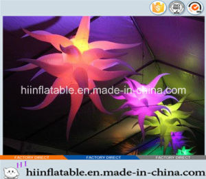 2015 Hot Selling Decorative LED Lighting Inflatable Star 0035 for Event, Celebration