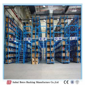 China Metal Steel High Density Platform and Mezzanine Heavy Duty Metal Systems pictures & photos