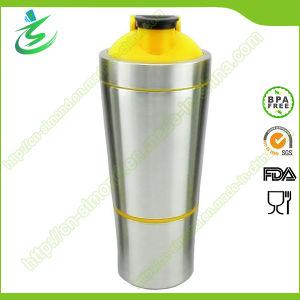 700ml BPA-Free Wholesale Metal Shaker Bottles pictures & photos