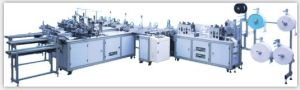 Completely Automatic Face Mask Production Line