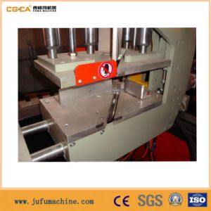 PVC Window and Door Single-Head Welding Window Machine pictures & photos