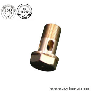 Customized Iron CNC Machined Parts with Ni Plated pictures & photos