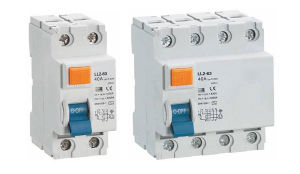 Ll2-63 Series Residual Current Circuit Breaker (RCCB)
