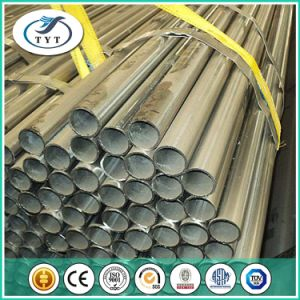SGS BV Support Gi Iron Hollow Section Steel Pipe pictures & photos