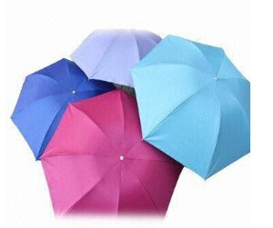 Colorful 3 Fold Umbrella (BR-FU-126) pictures & photos