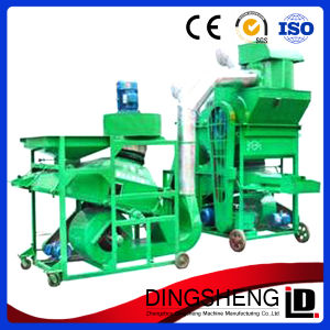 Big Capacity 3500kg/H Dingsheng Brand Peanut Sheller Machine pictures & photos