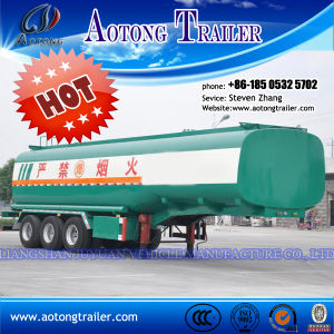 Best Selling Fuel Transport Tanker Semi Trailer for Sale pictures & photos