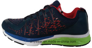 Athletic Footwear Men Gym Sports Running Shoes (816-9977) pictures & photos
