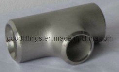 Stainless Steel Seamless Tee with PED (3.1 Cert.)