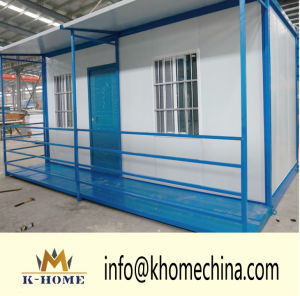 Low Cost Good Quality Steel Structure Temporary Modular Labor Housing pictures & photos