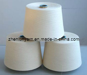 100% Open End Viscose Yarn Ne 7/1* pictures & photos