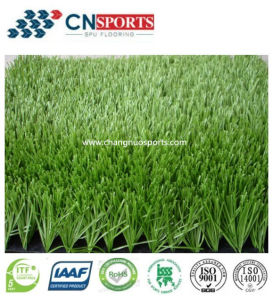Cheap Price Anti-UV Sports Field/ Playground Artificial Grass pictures & photos
